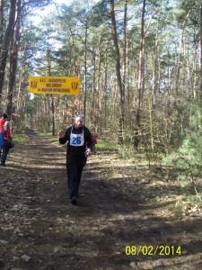XXX otwarty ogólnopolski bieg zimowy w Jarocinie